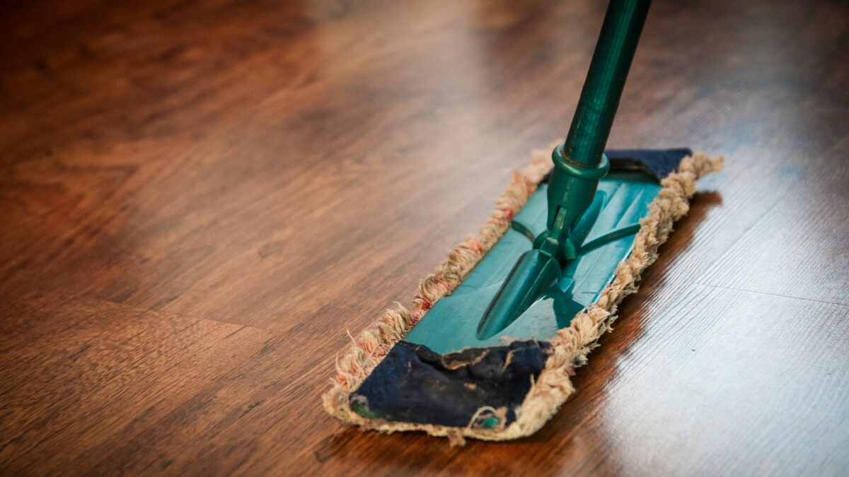 Popular myths about cleaning